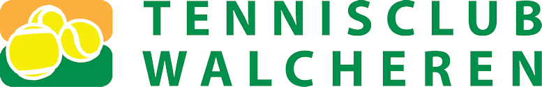 Tennisclub Walcheren logo long